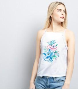 T-shirt damski NEW LOOK Floral 2408009/46