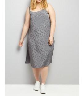 Sukienka damska NEW LOOK Jacquard 2408014/54