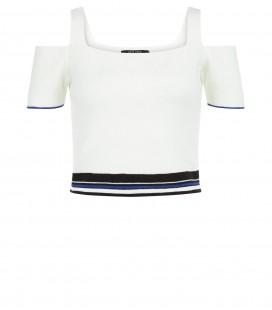 Bluzka dziewczęca NEW LOOK Tipped 2408016/9