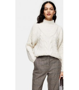 Sweter damski BY VERY Crew Neck L 2409015/40
