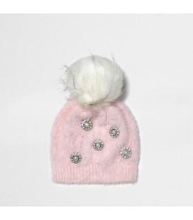 Czapka damska exRIVER Pink 2413006