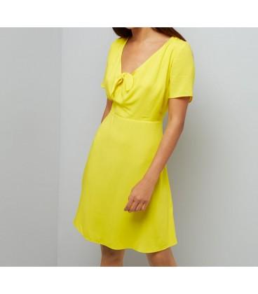 Sukienka NL Knot Front L 0625013/40