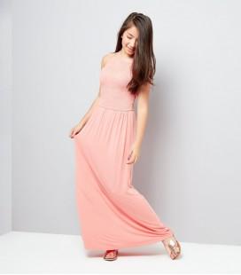Sukienka dziewczęca PLAIN MAXI 2501002/12-13