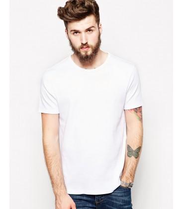T-shirt exASOS White L