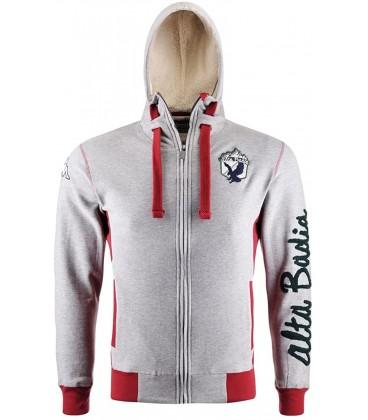 Bluza męska Kappa Altabadia Fleece Ma S 2504003/36
