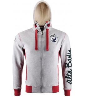 Bluza męska Kappa Altabadia Fleece Ma M 2504003/38
