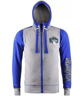 Bluza męska Kappa Sestriere Fleece M XL 2504007/42