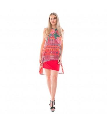 Sukienka damska Desigual Vest Poppy 2508002/XL