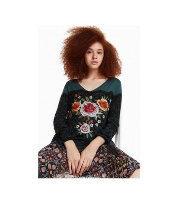 Sweter damski Desigual Jers Manhathan2 25080019/XS