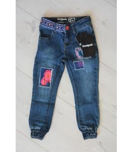 Spodnie dziewczęce Desigual Kids Botto 2511002/3-4