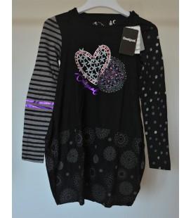 Komplet dziewczęcy Desigual Vest Ali 2511003/9-10