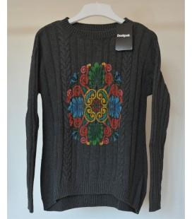 Sweter damski Desigual Jers Tiana 2511010/S