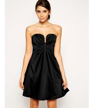 Sukienka exAS Twist Plunge S