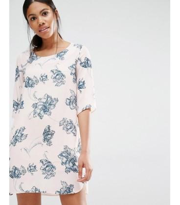 Sukienka Love Printed S
