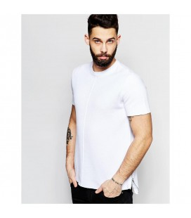 T-Shirt River Island White L