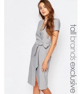 Sukienka Alter Wrap Front S