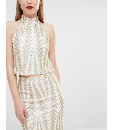 Top damski TFNC Sequin M